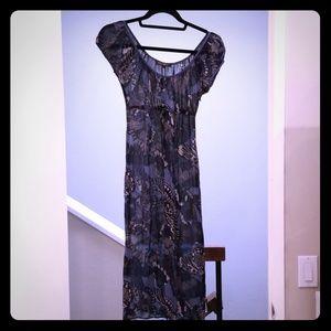 Betsey Johnson cap sleeve dress